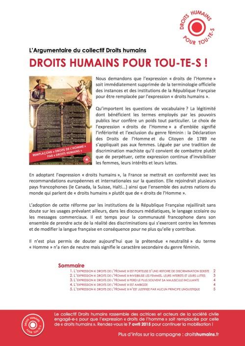 1.Argumentaire du collectif Droits humains-2