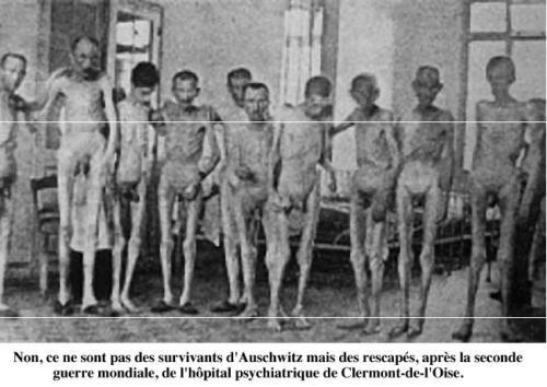 LES HANDICAPE S MENTAUX VICTIMES DE VICHY SORTENT DE L OUBLI