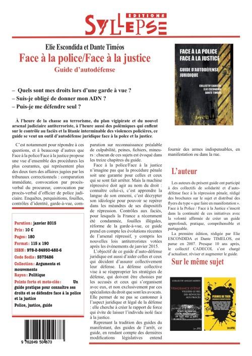 guide autodefense juridique