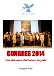 Rapport Congrès MPP