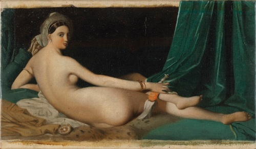 Ingres_-_Grande_Odalisque_(replique)