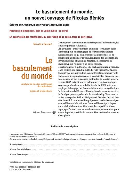 benies-bulletin-souscription