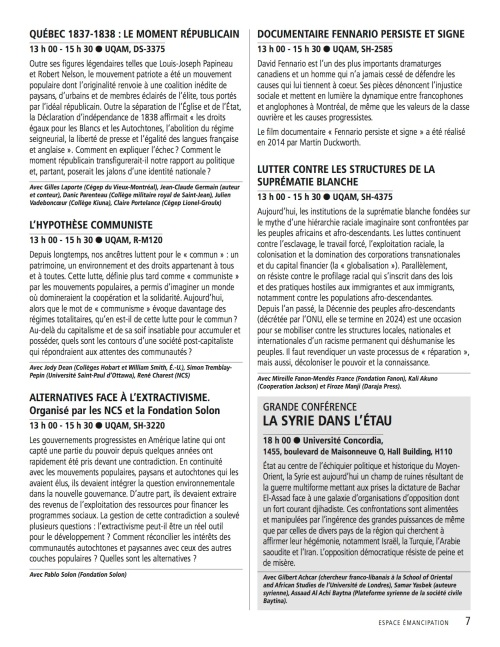 Programme_UPOP 7