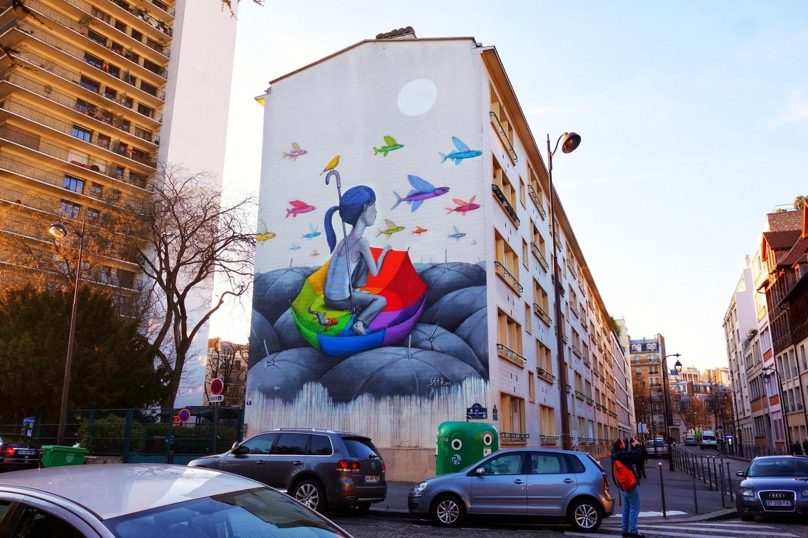 les murs peints du 13 me arrondissement de paris toute une histoire entre les lignes entre. Black Bedroom Furniture Sets. Home Design Ideas