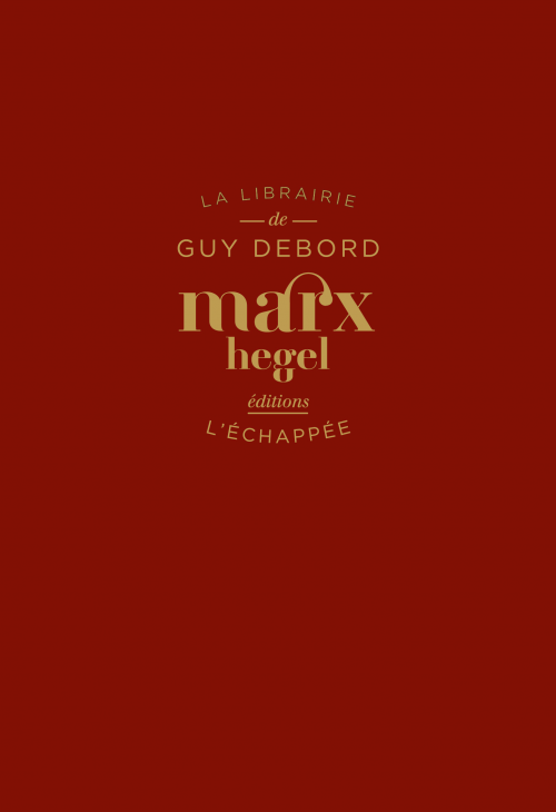 Thomas Debord-Marx-Hegel